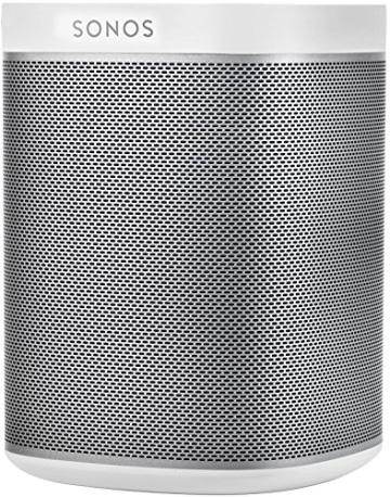 Sonos PLAY:1 I Kompakter Multiroom Smart Speaker für Wireless Music Streaming (weiß) - 1