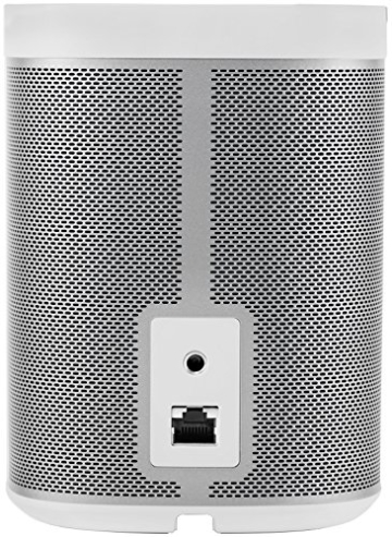 Sonos PLAY:1 I Kompakter Multiroom Smart Speaker für Wireless Music Streaming (weiß) - 3