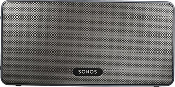 Sonos PLAY:3 I Vielseitiger Multiroom Smart Speaker für Wireless Music Streaming (schwarz) - 2