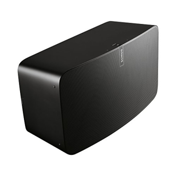 Sonos PLAY:5 I Klangstarker Multiroom Smart Speaker für Wireless Music Streaming (schwarz) - 3