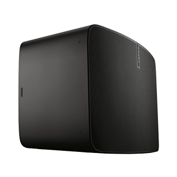 Sonos PLAY:5 I Klangstarker Multiroom Smart Speaker für Wireless Music Streaming (schwarz) - 9