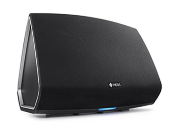 Heos 5 Audio-Streaming Lautsprecher Denon Multiroom (Spotify Connect, Deezer, Tidal, Soundcloud, NAS, WLAN, USB, Appsteuerung, Aux-In) schwarz - 1